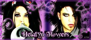 Helalyn Flowers by XxWeirdOxX