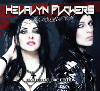 Helalyn Flowers Sonic Foundation Ltd. Ed. Cover