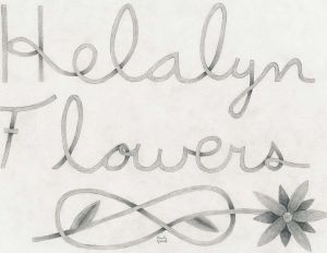 Helalyn_Flowers_logo_by_emonekokat