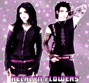 Helalyn_flowers_death dealer revenge is so sweet
