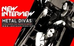 metal divas interview