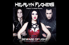 Helalyn Flowers new EP 'Beware Of Light feat. Chris Pohl'