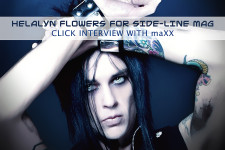 Side Line Magazine - click interview with maXX of Helalyn Flowers