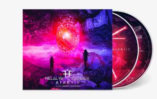 Pre-order now Àiresis, the new sensational album from Helalyn Flowers!