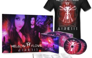 Àiresis: Signing and unboxing copies with Helalyn Flowers